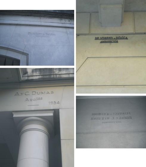 Firma Arquitectos en Fachadas